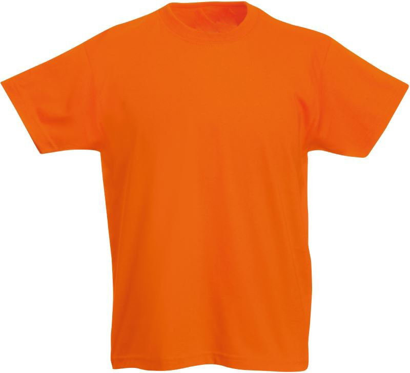KIDDIES 165GSM ROUND NECK T-SHIRT