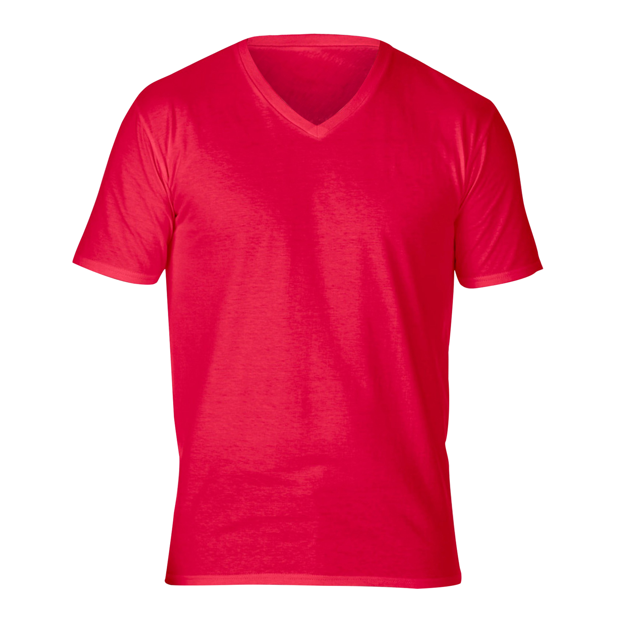 Adults Unisex V Neck T-shirts