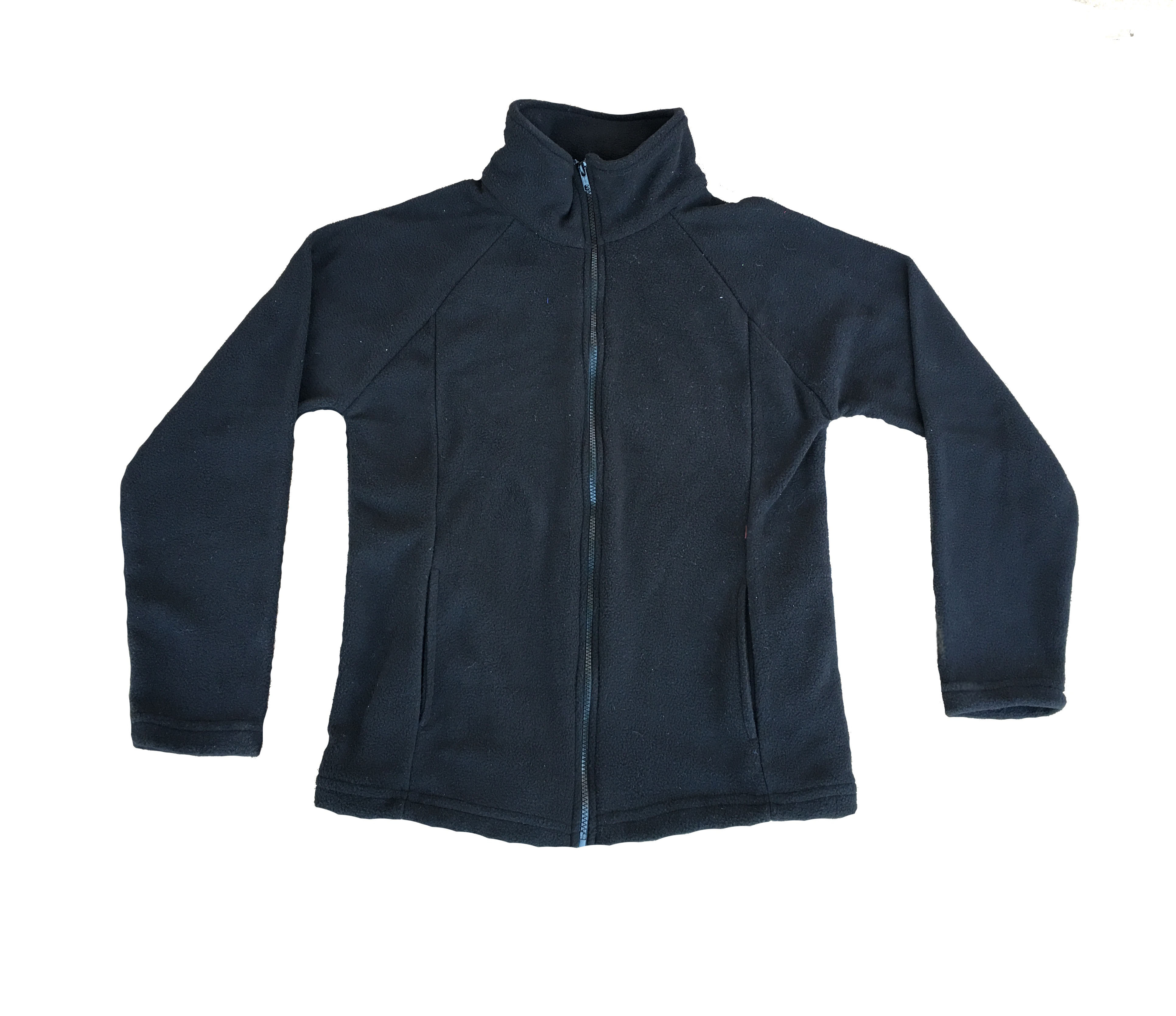 LADIES POLAR FLEECE JACKET FULL ZIP