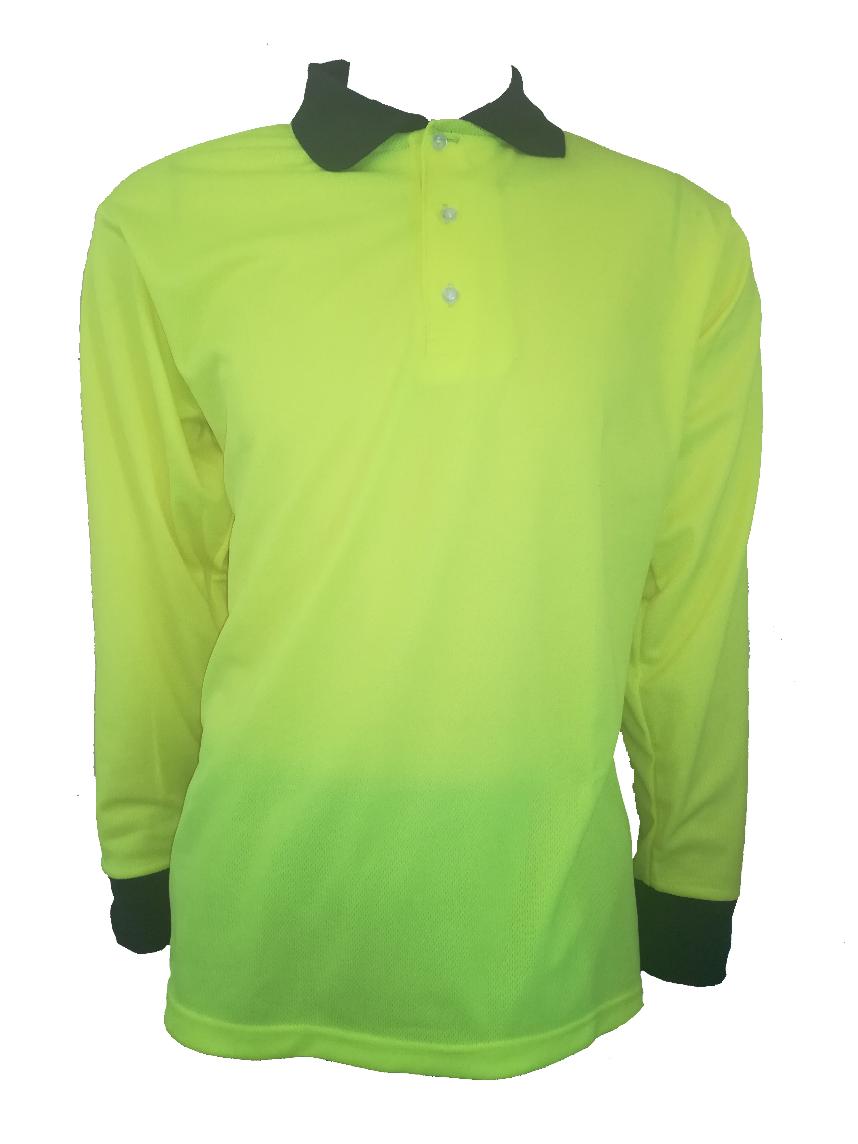 Long Sleeve Safety Golf Shirts