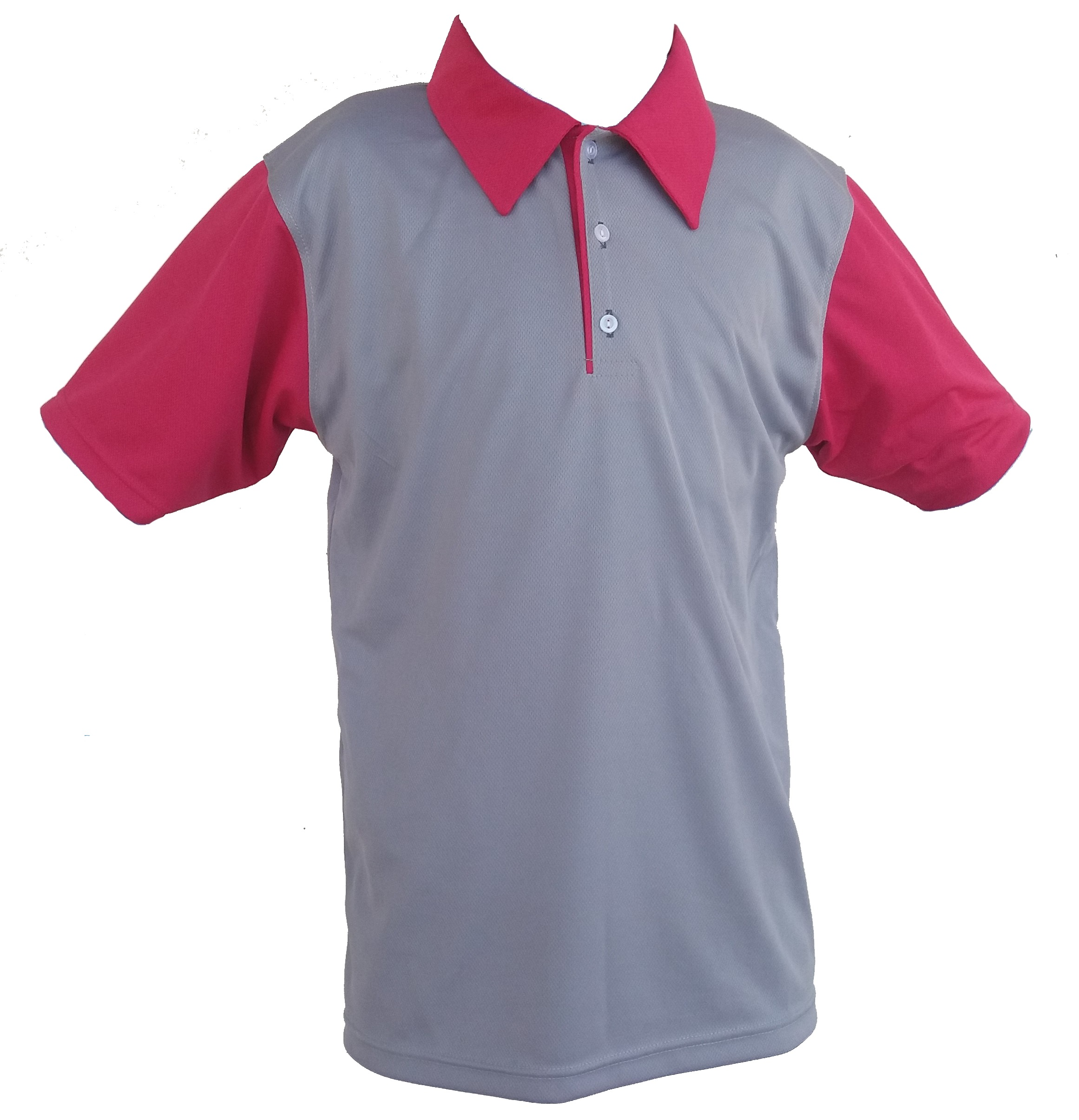 Short Sleeve Axo Two Tone Golfer