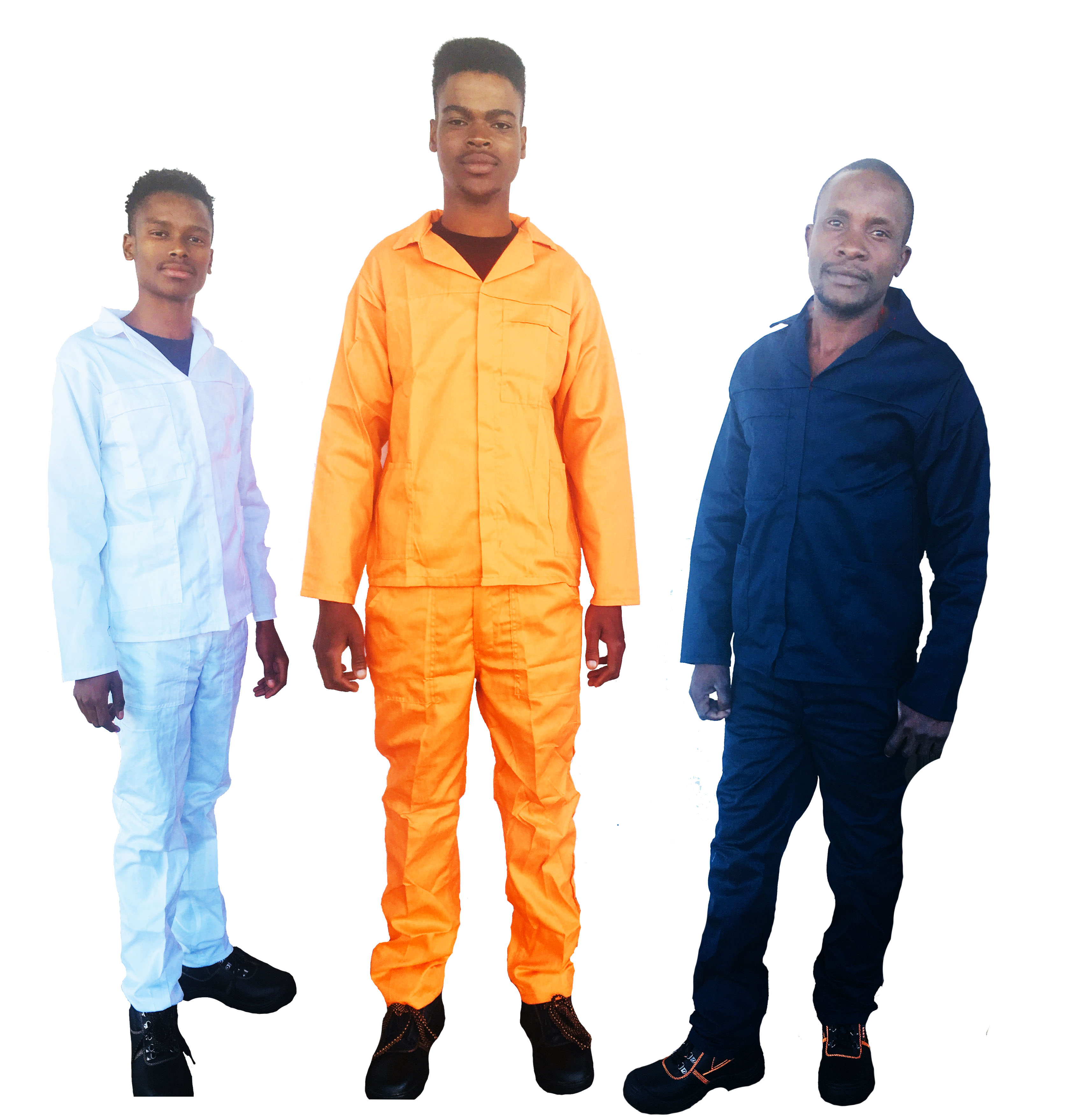 Poly Cotton Overalls