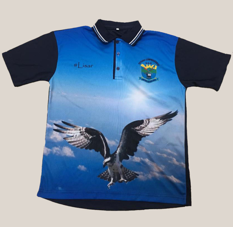 Sublimated T-shirts / Golf Shirts