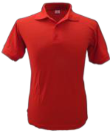 Short Sleeve Platinum Combed Cotton Golf Shirt