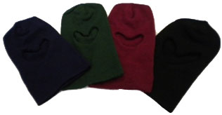 POLAR FLEECE BALACLAVAS