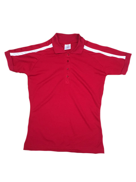 Flashback Ladies Short Sleeve Golf Shirt
